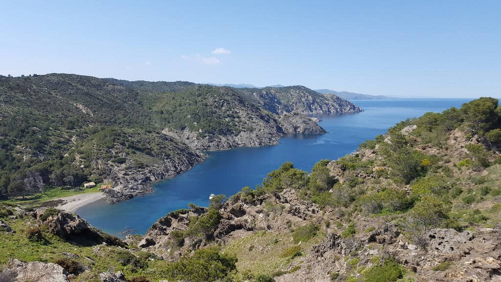 Cami de Ronda, one of the longest mediterranean trekkings