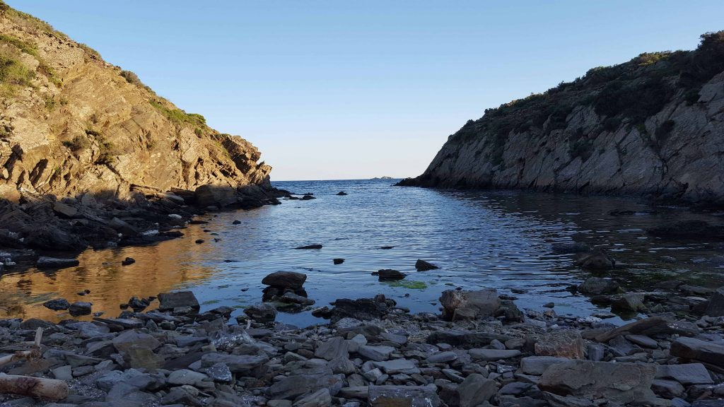 Little Creek / Cap de Creus to Cadaqués