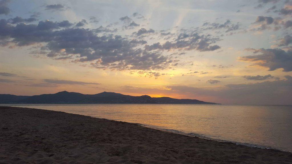 Beach of Sant Martí d'Empuries