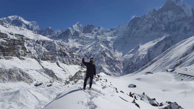 Annapurna Trekking, still a challenging experience