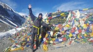 Thorong La Pass - Annapurna Circuit