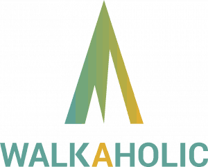 Walkaholic logo