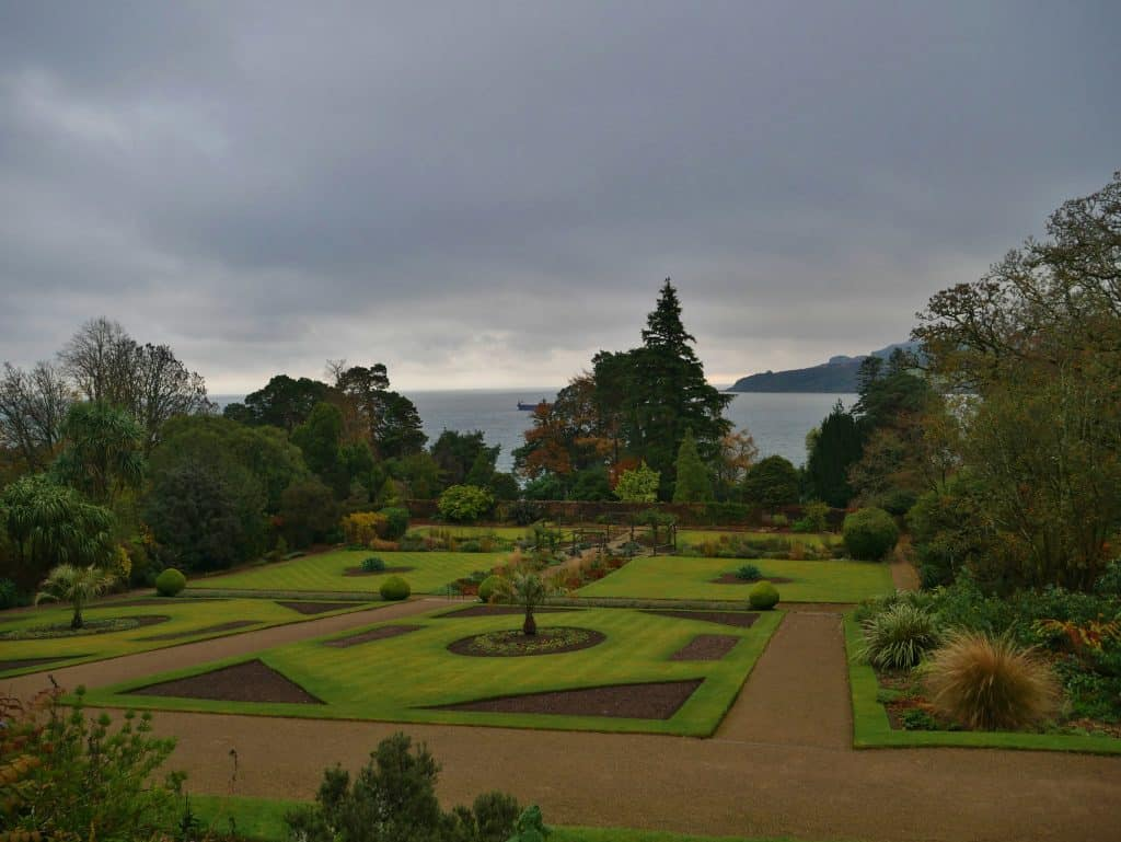 Gardens of Brodick Castle