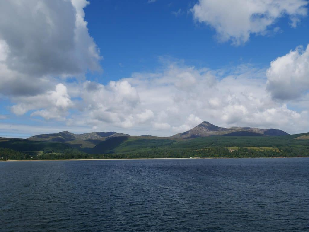 Getting to Arran