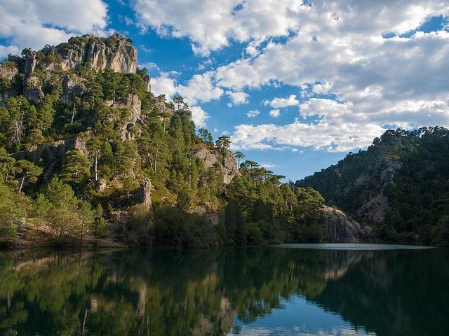 Senderismo en las Sierras de Cazorla - Laguna de Aguasnegras