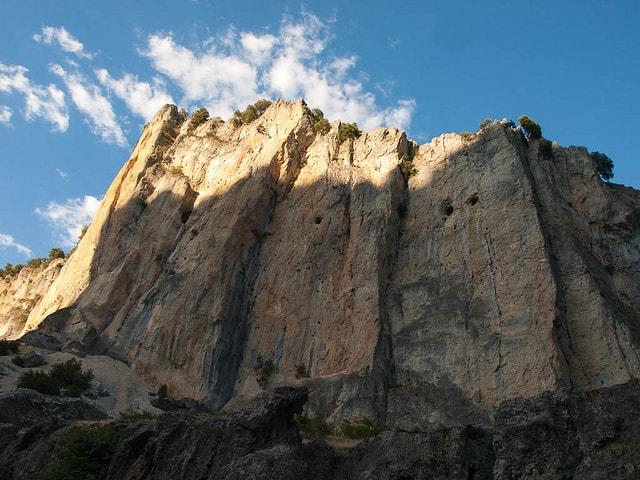 Senderismo en las Sierras de Cazorla - Salto de los Organos