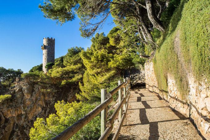 Camí de Ronda Girona