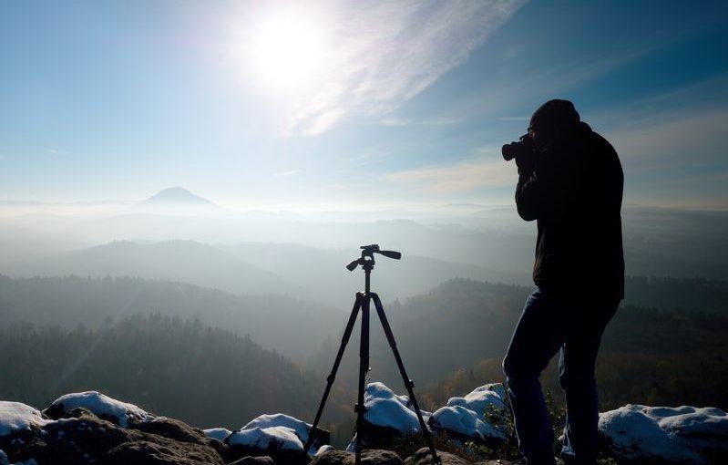 cómo sacar la mejor foto de montaña