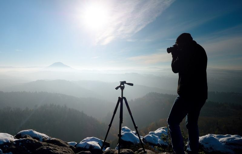 Mountain photography: tips to capture the perfect photo