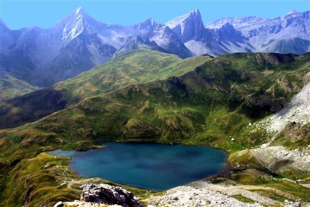 Pirineo español senderismo gr11