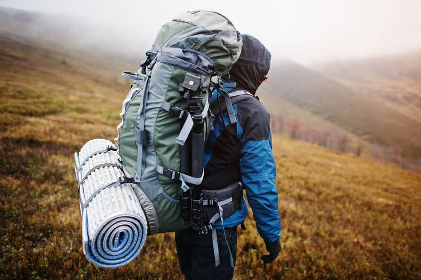 Backpacks for trekking