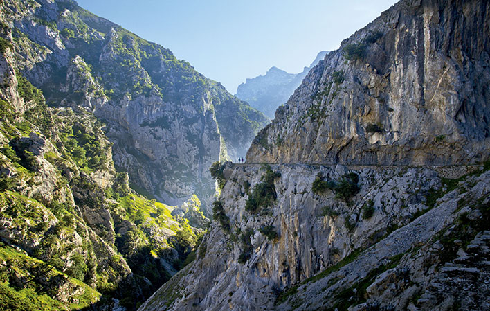 Picos de Europa National Park Hiking