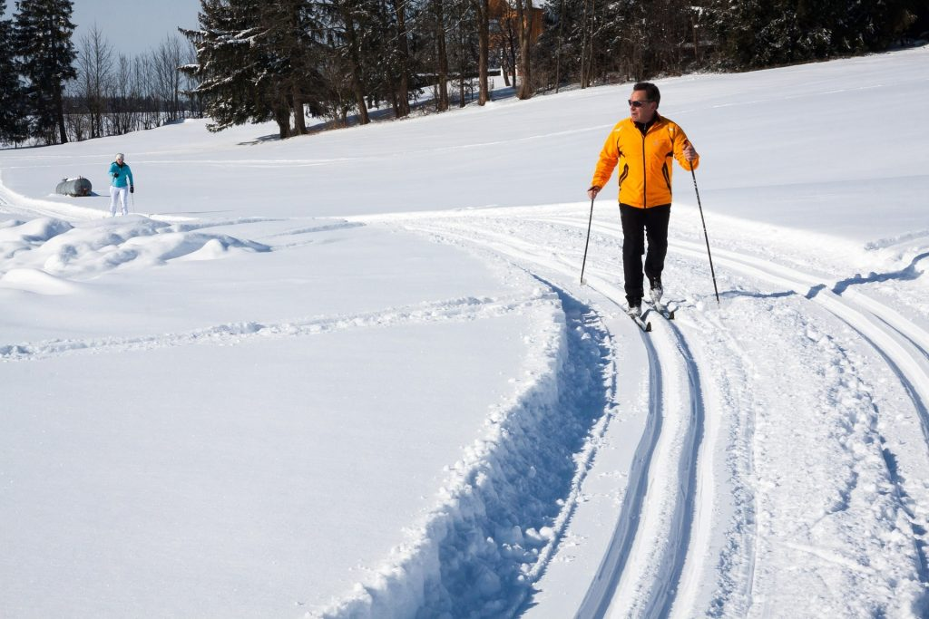 The best cross-country skiing sites in Spain