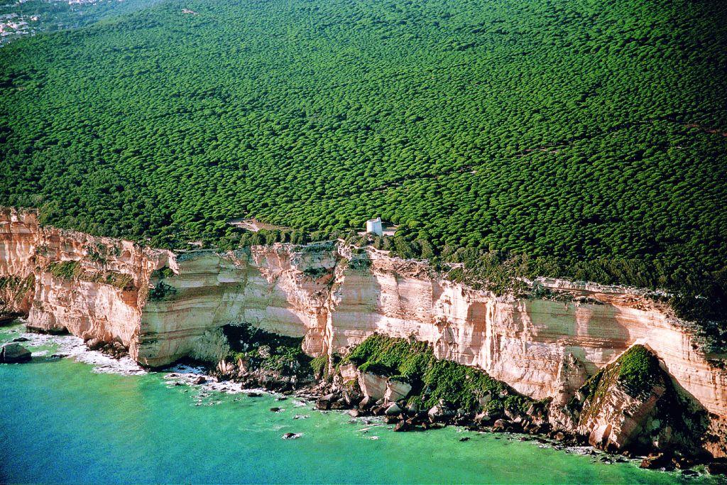 Parque Natural de la Breña y Marismas de Barbate Senderismo Cadiz