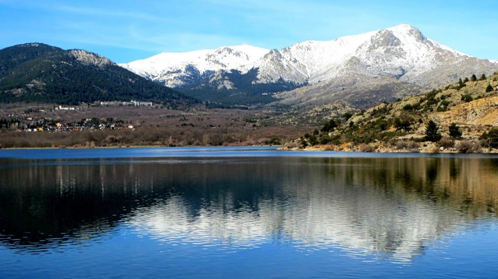 Sierra de Guadarrama National Park Madrid