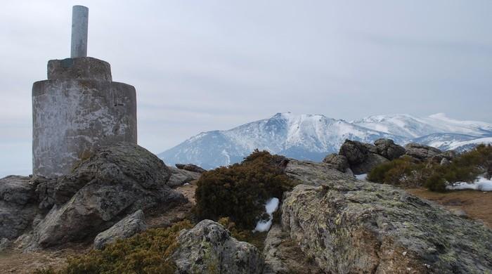 Pico La Perdiguera - Senderismo Madrid