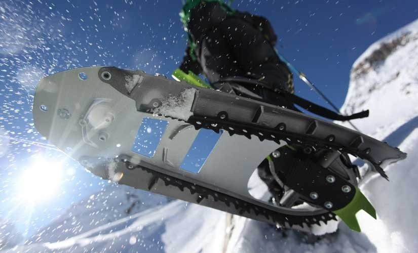 How to choose the right snowshoes for hiking
