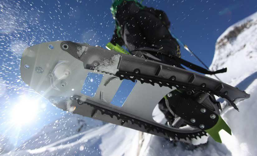 Cómo elegir las raquetas de nieve para senderismo