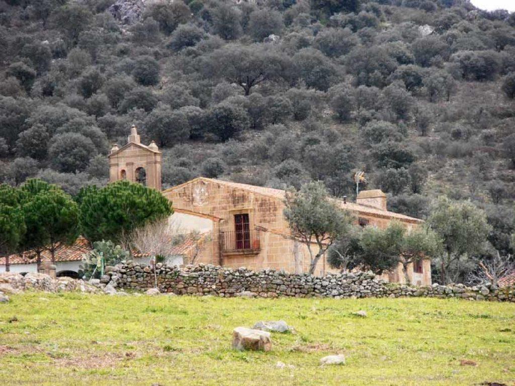 Senderismo España Invierno Salta Lucia - Caceres