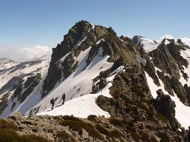 The best Spanish hiking routes to do in winter