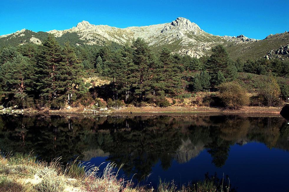 Senderismo Comunidad de Madrid Valle de la Barranca