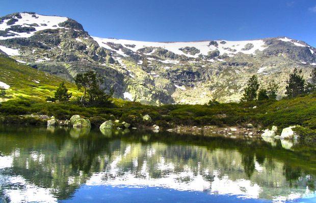 Senderismo en Madrid Parque Natural La Peñalara