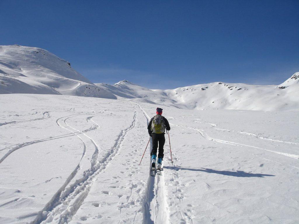 qué es el esquí de fondo