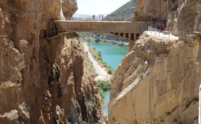 Rutas para senderismo en Andalucía