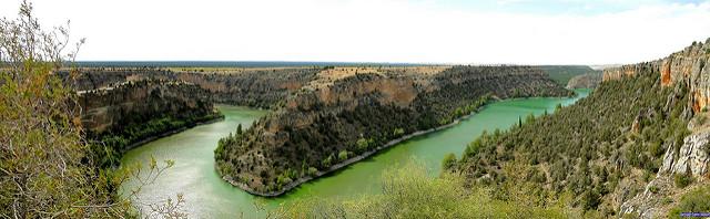 Hoces del Río Duratón Natural Park (Segovia)