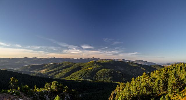 Sierra de Cebollera Natural Park (La Rioja)