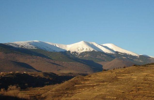 Parque Natural de la Sierra del Moncayo.