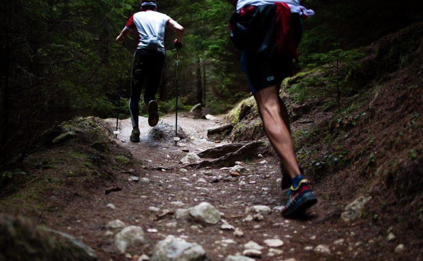 trail running, carrera de montaña