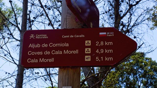 Camí de Cavalls en Menorca