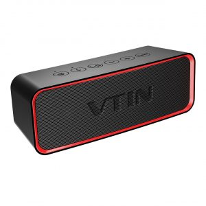 VTIN R2 - Altavoz Bluetooth Portátiles, IPX6 Impermeable por 27,99€