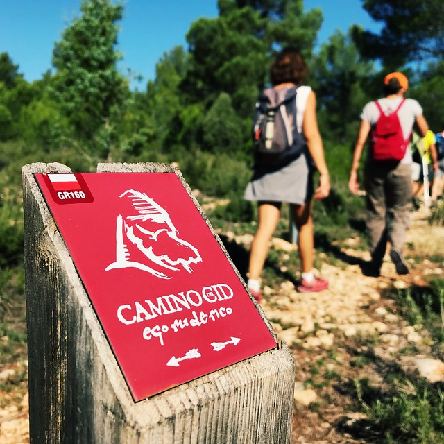 Camino del Cid GR-160