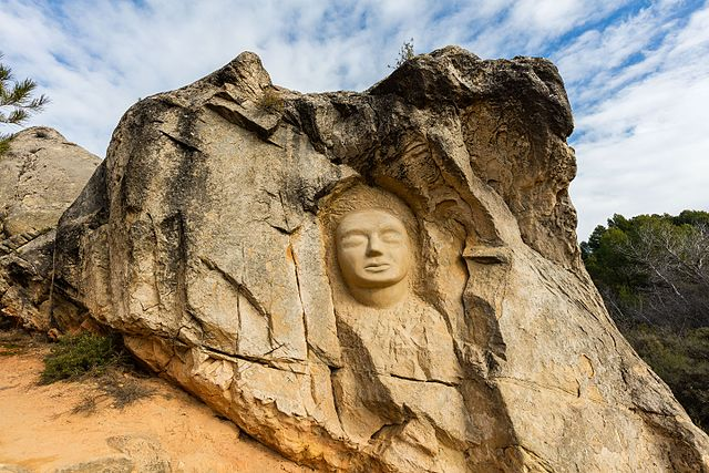 Route of the faces (Cuenca)