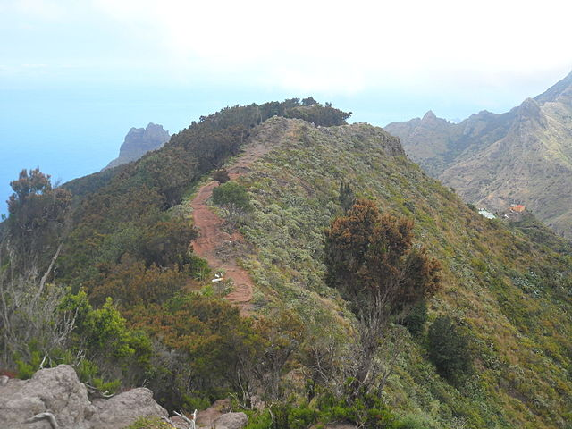Coastal Hiking Afnur Tenerife