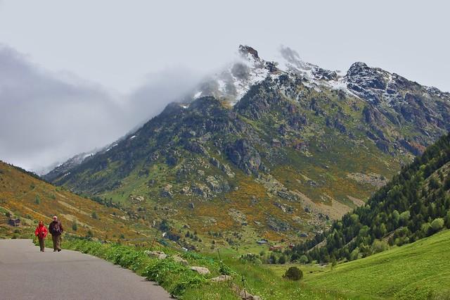Senderismo en Andorra, Parroquia de Canillo
