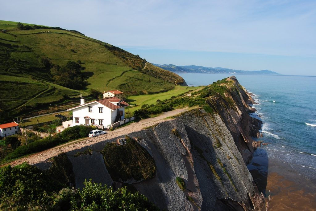 Ipiñarrieta (Urretxu, Gipuzkoa) routes through the Basque country