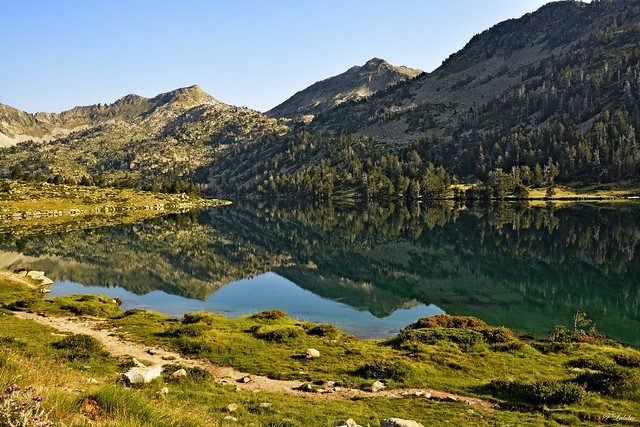 Rutas senderismo Pirineos franceses
