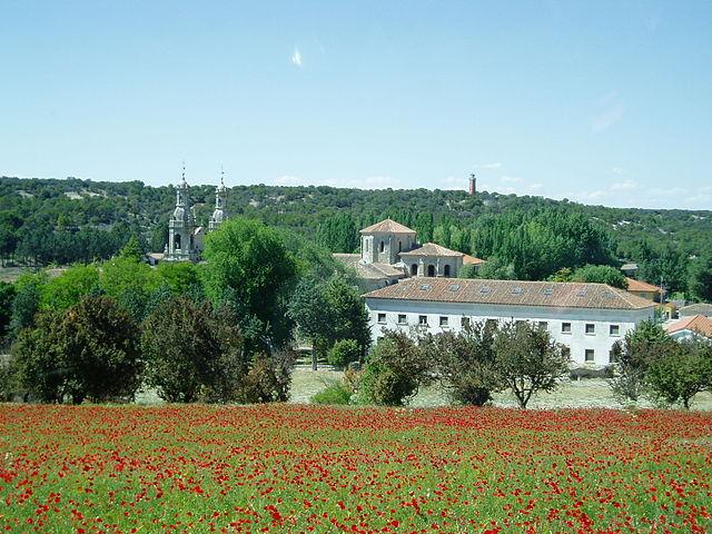 Ruta de senderismo por el Monasterio de la Santa Espina, Castilla de León