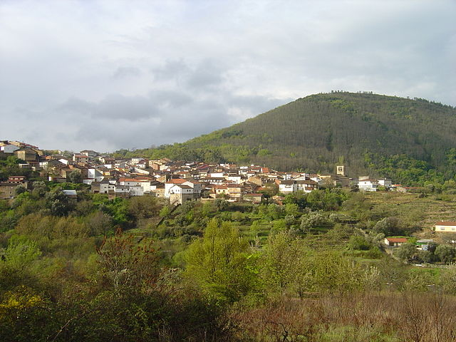 Hiking through Castilla and León San Esteban de la Sierra