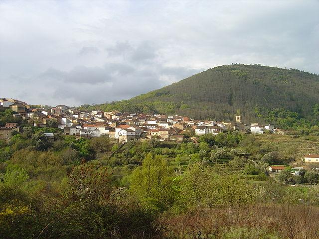 Senderismo por Castilla y León San Esteban de la Sierra