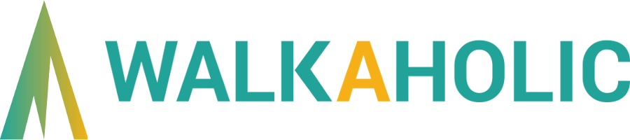 Walkaholic Logo