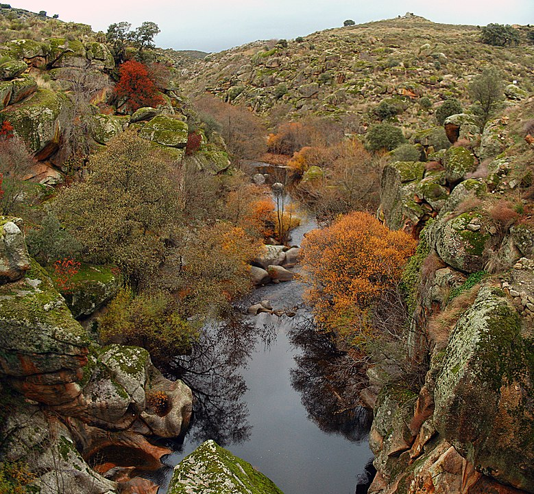 5 hiking trails in Extremadura