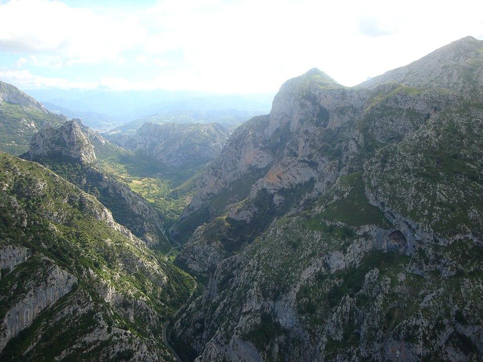 Desfiladero más largo de España, La Hermida - Senderismo Cantabria