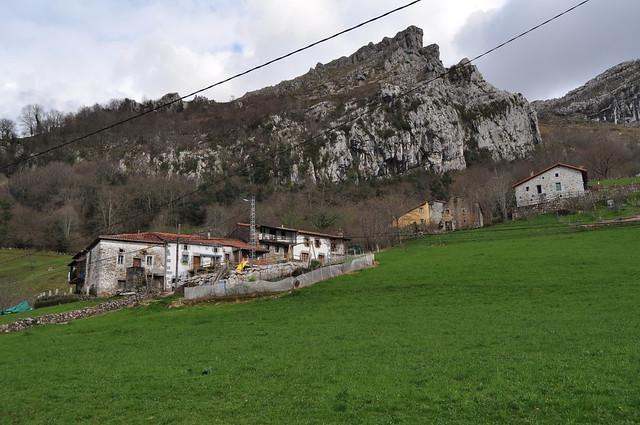 ruta de senderismo en Cantabria, Valles Pasiegos