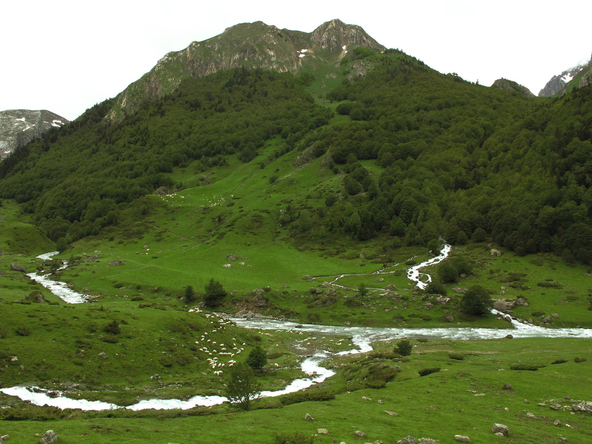 Aquitaine hiking