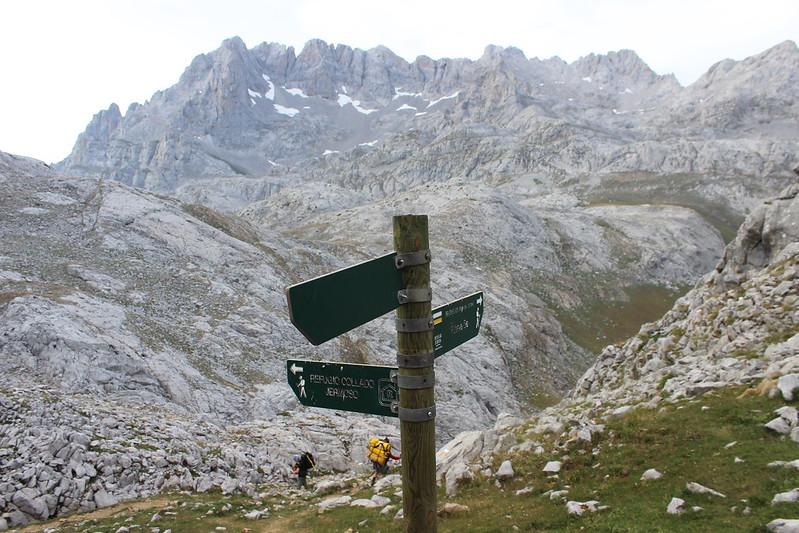 Trekking  Collado Jermoso