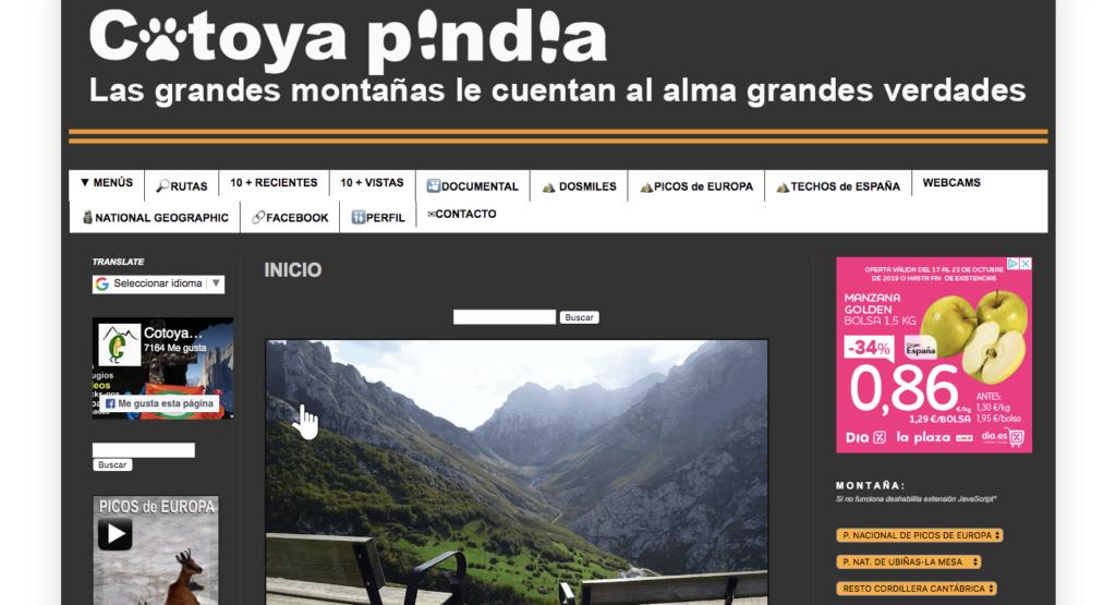 Blog de Rutas de Montaña y senderismo